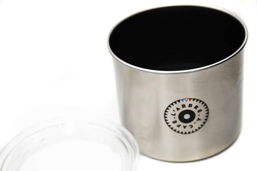Boîte de conservation du café Airscape, L'Arbre à café, 35€