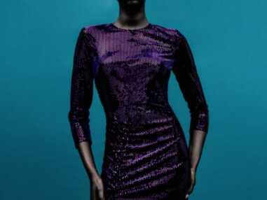 Shopping : Une robe glitter à prix doux