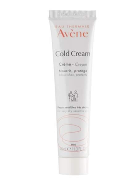 Crème nourrissante peaux sensibles, Avène, 7,90€