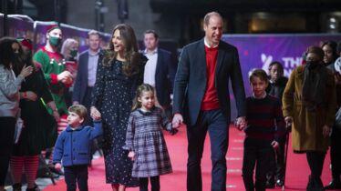 Tapis rouge pour famille princière