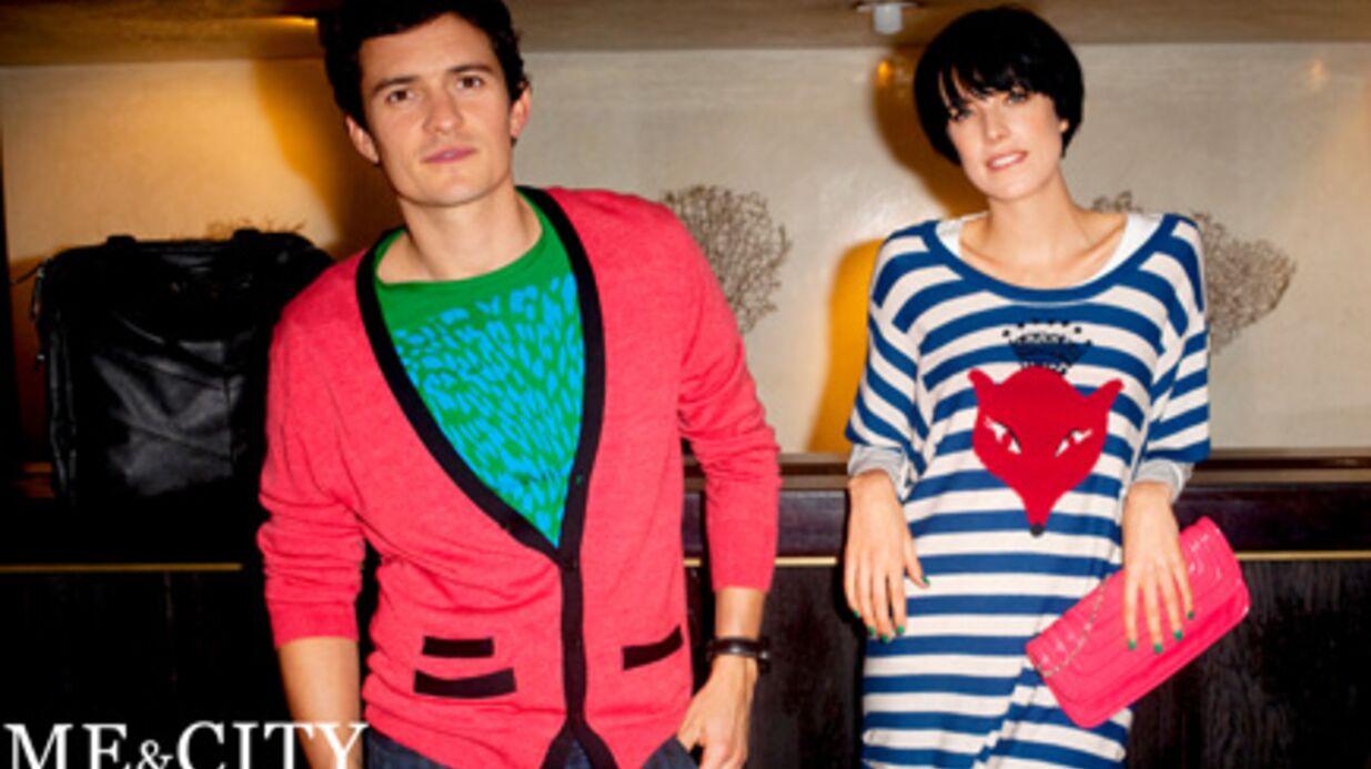 PHOTOS Agyness Deyn et Orlando Bloom: un couple fashion