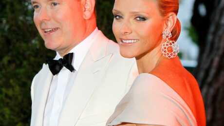PHOTOS Albert II de Monaco et Charlene très élégants