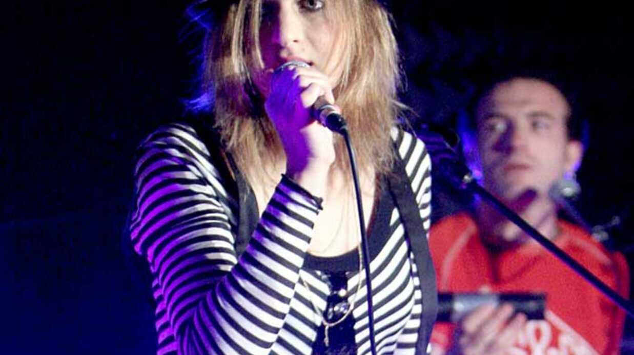 PHOTOS Amandine Bourgeois en concert au Studio SFR