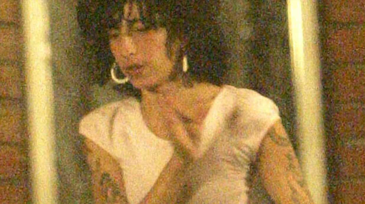 PHOTOS Amy Winehouse très proche de ses voisins