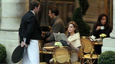 Angie joue à Paris