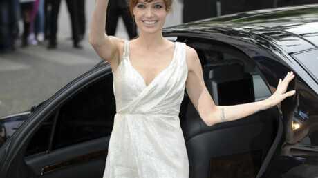 PHOTOS Angelina Jolie à Paris pour Salt