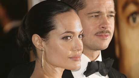 PHOTOS: les parents de Brad Pitt proches d'Angelina Jolie