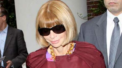 Anna Wintour veut Kate Middleton en couv' du Vogue US