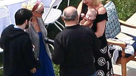 Gwen Stefani Joyeux anniversaire Kingston!