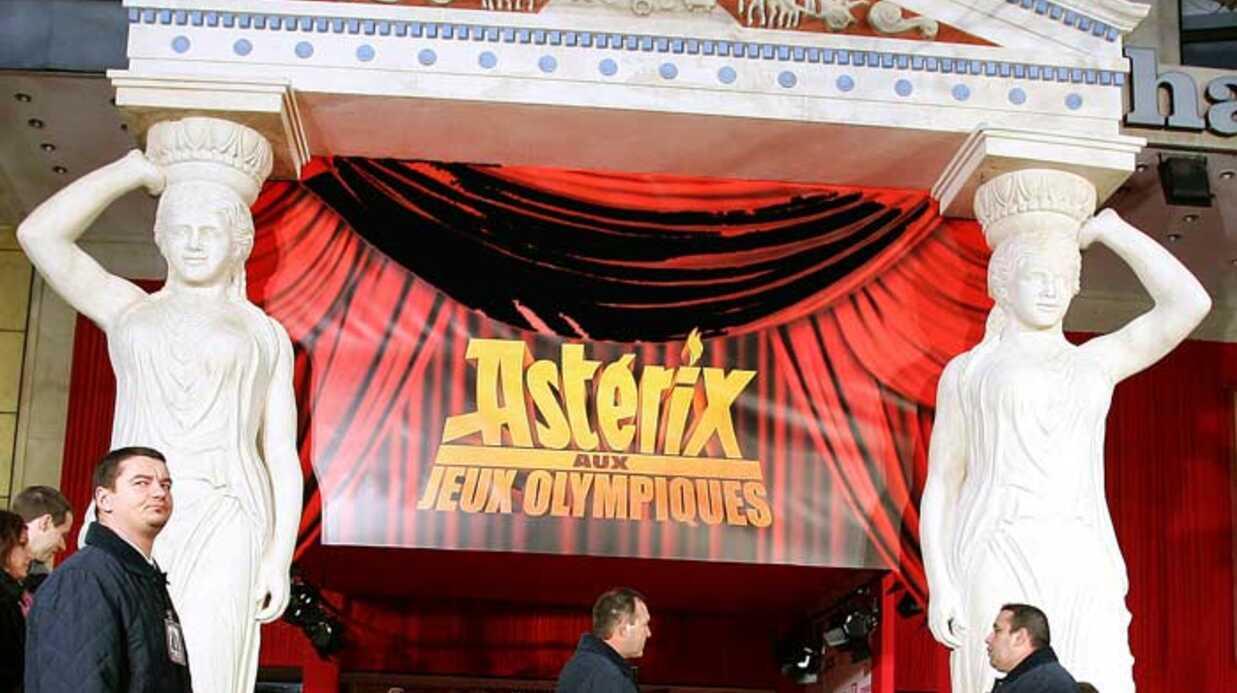 Asterix et les Jeux Olympiques Avant-Première à Paris