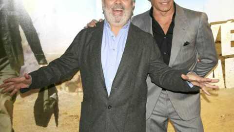 PHOTOS Lanvin et Jugnot dans un film de potes