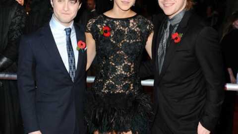 PHOTOS Avant-première d'Harry Potter 7 à Londres