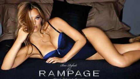 PHOTOS Bar Refaeli sublime et sexy pour Rampage