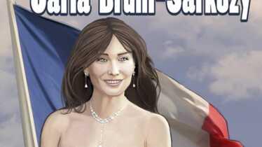 Un strip pour la première dame