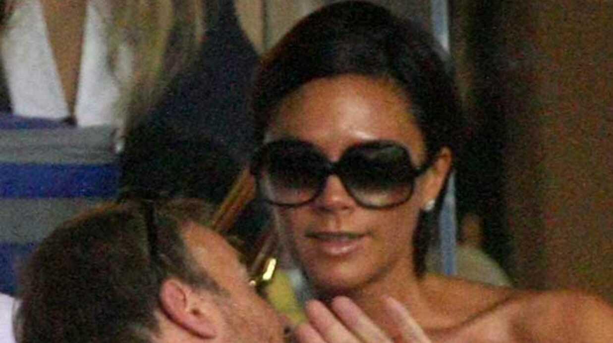 PHOTOS  Victoria Beckham et Tom Cruise en supporters chics