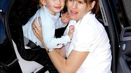 Jennifer Garner & Ben Affleck Un couple à la maternelle