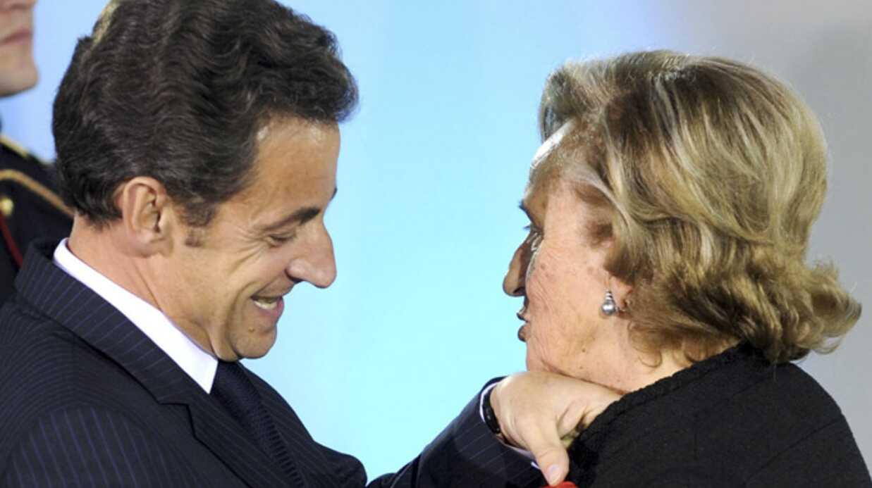 PHOTOS Nicolas Sarkozy honore Bernadette Chirac