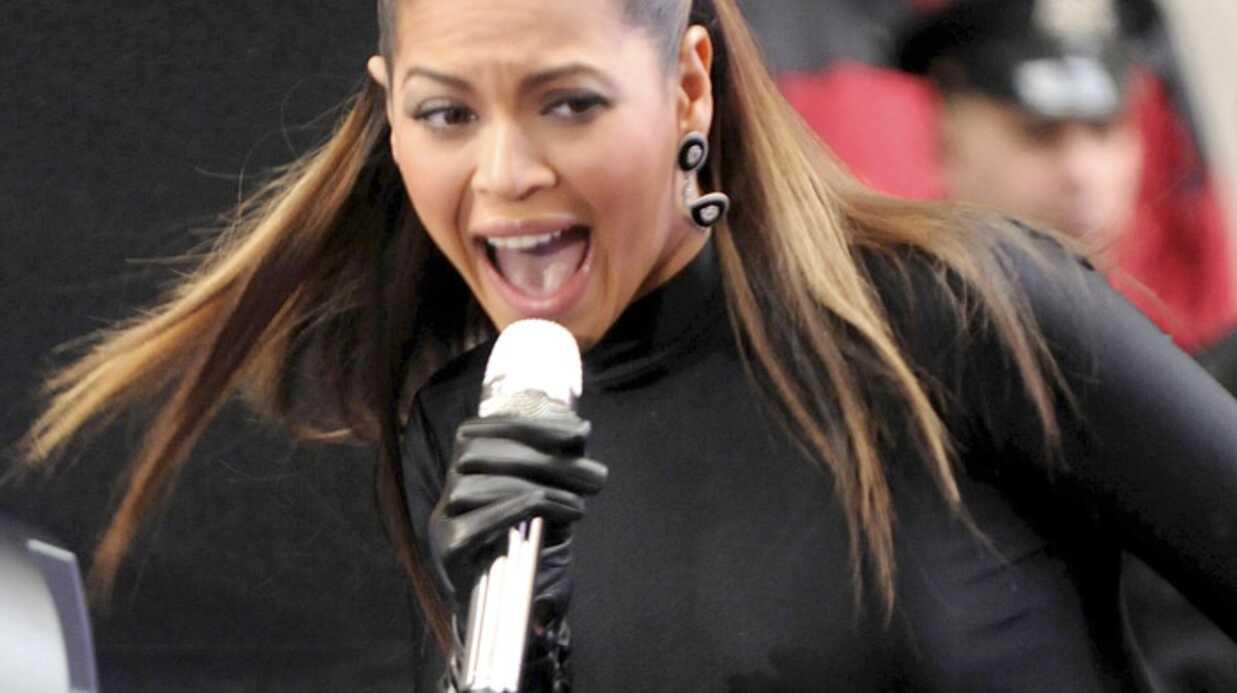Beyoncé: sa promo en direct à New York