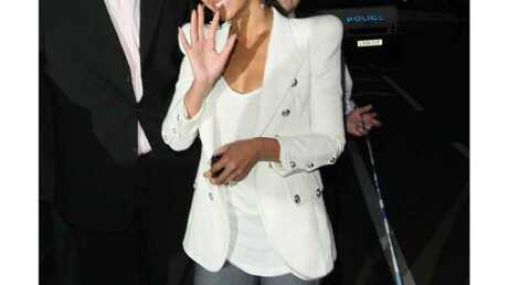 LOOK  Beyonce, une diva qui scintille de mille feux
