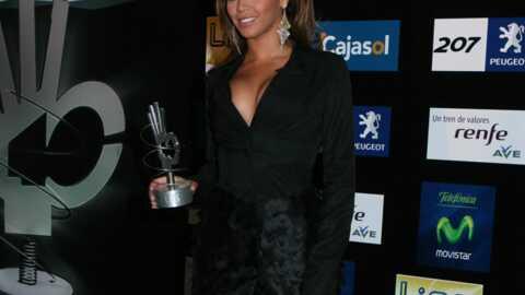 PHOTOS  Beyoncé très sexy à Madrid