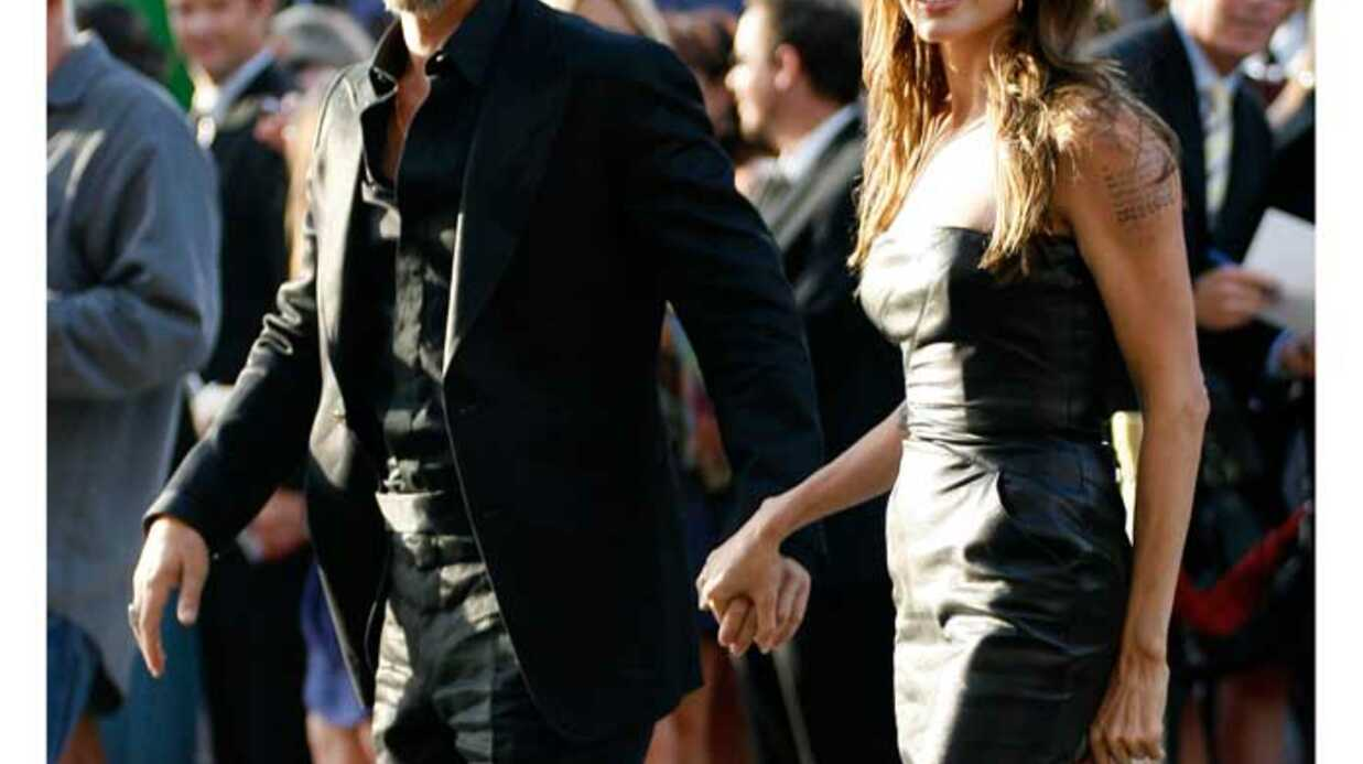 PHOTOS Angelina Jolie et Brad Pitt plus hot que jamais