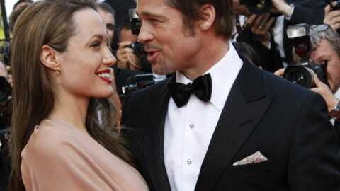 PHOTOS Inglorious Basterds : Brad et Angelina sur les marches
