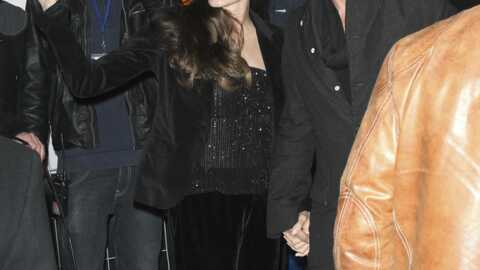 PHOTOS Angelina Jolie et Brad Pitt: pause romantique à Paris