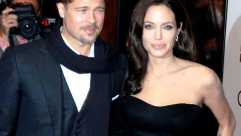 Brad et Angelina: glamour et sexy
