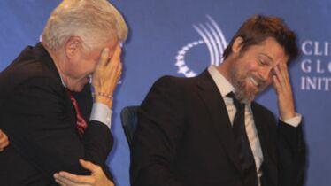 Grosse marrade avec Bill Clinton