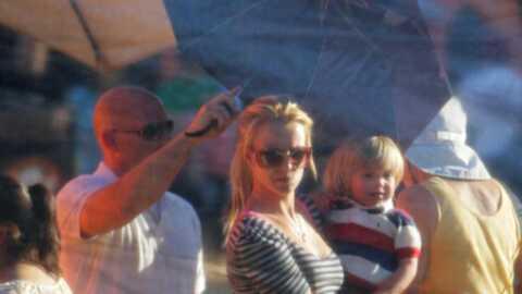 Britney Spears prépare Halloween avec ses enfants