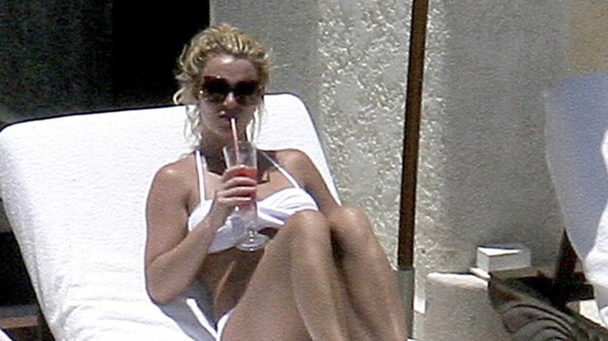 Britney Spears se détend au Mexique