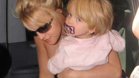 PHOTOS Britney Spears avec ses enfants à Londres