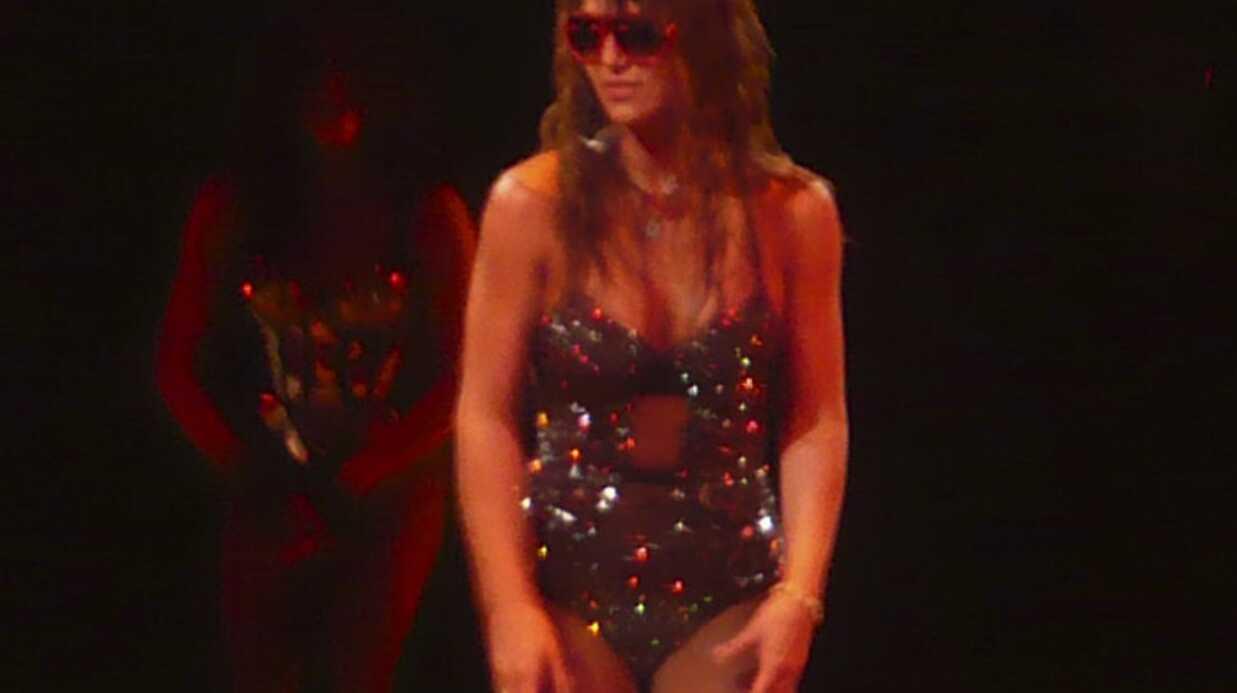 PHOTOS EXCLU: Britney Spears à Paris, Voici y était