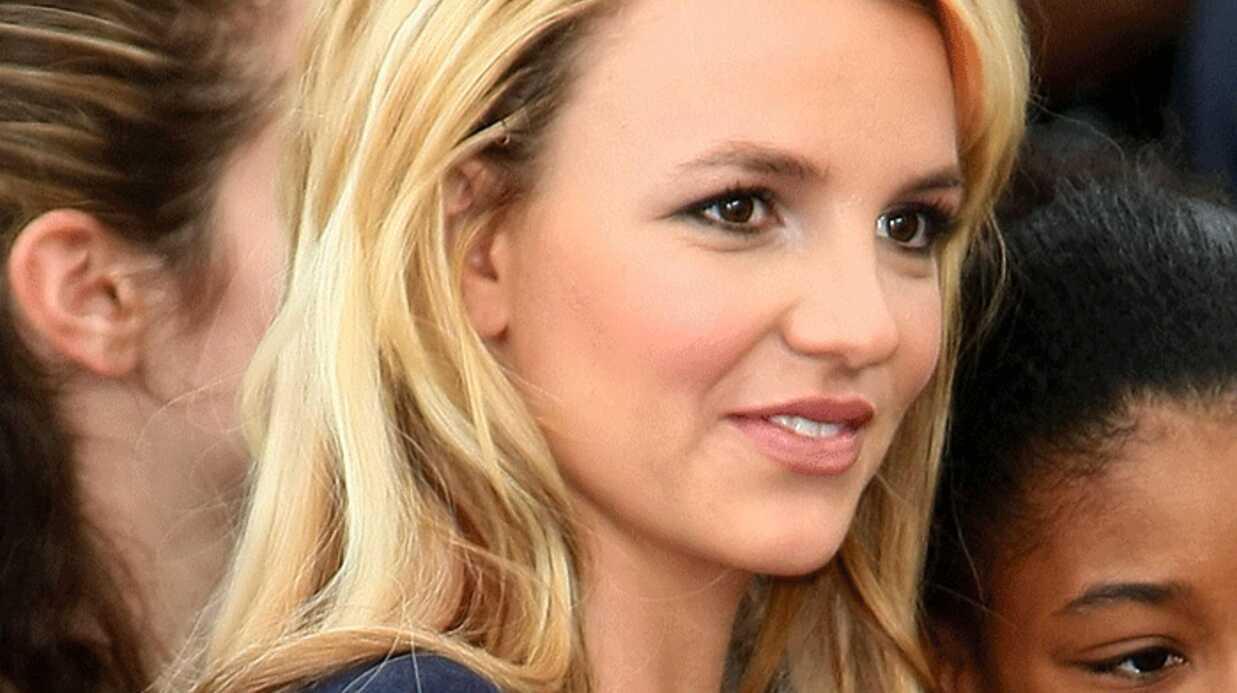 Britney Spears est mince et sexy
