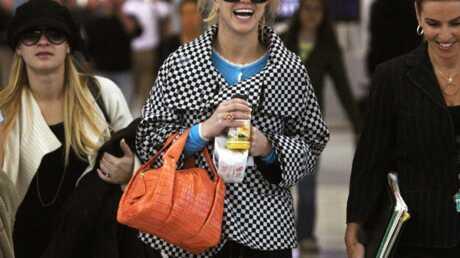 PHOTOS – Britney Spears n'a pas de style à l'aéroport