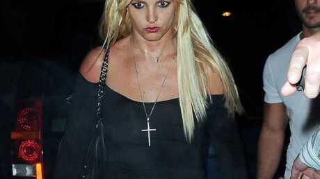 PHOTOS Britney Spears se dévergonde en boîte de nuit