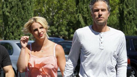 PHOTOS Britney Spears proprette au bras de Jason Trawick