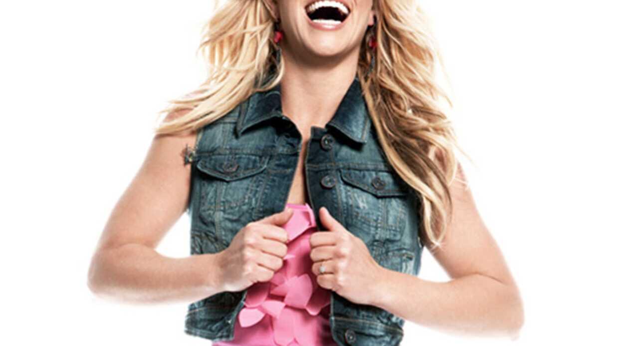 PHOTOS Britney Spears sort sa ligne de vêtements