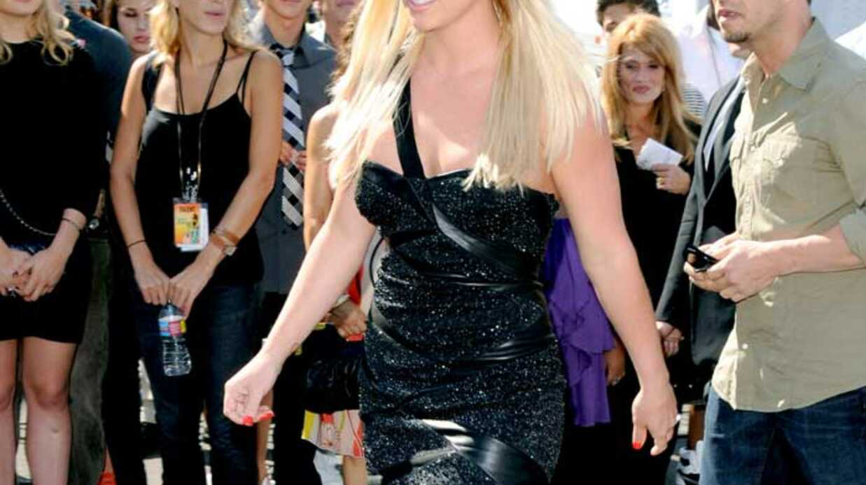 PHOTOS Britney Spears sur la scène des Teen Choice Awards