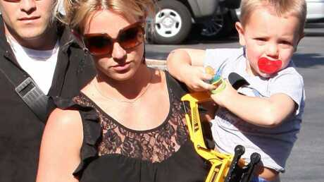 Britney Spears, une vraie maman poule