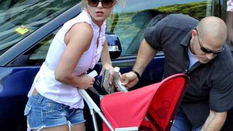 PHOTOS Britney Spears affiche son couple au grand jour