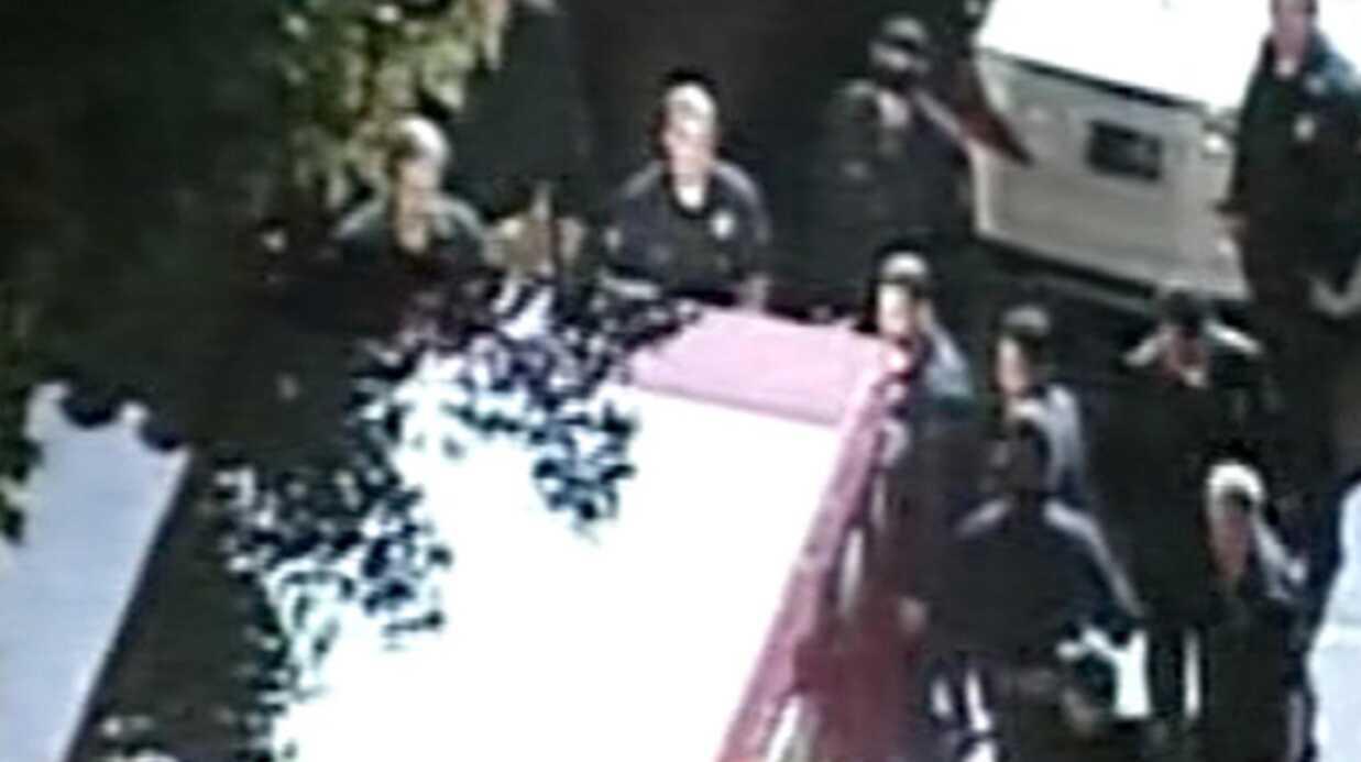 Britney Spears Emmenée de force à l'hôpital!