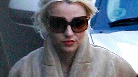 PHOTOS Britney Spears travaille le dimanche