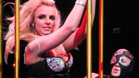 PHOTOS Britney Spears sexy et torride sur scène
