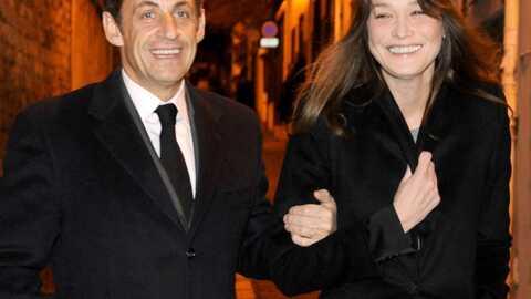 PHOTOS Dîner Sarkozy-Brown chez Carla Bruni