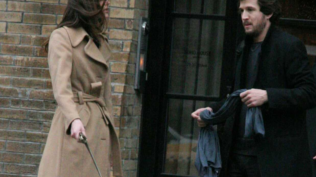 Guillaume Canet et Keira Knightley: amoureux?