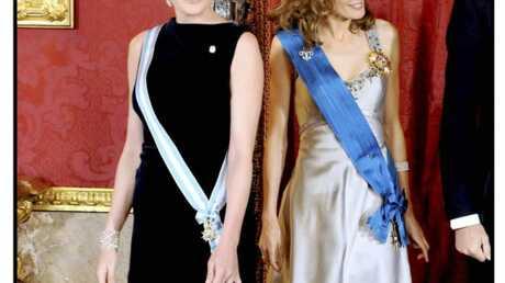PHOTOS Carla et Nicolas Sarkozy: dîner de gala en Espagne