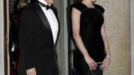 PHOTOS Carla Bruni et Nicolas Sarkozy reçoivent le Président libanais