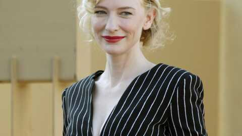 PHOTOS : Cate Blanchett étoilée sur Hollywood Boulevard