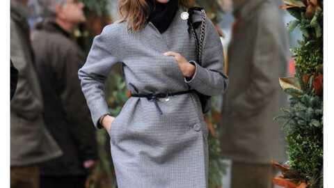PHOTOS Céline Dion fait son shopping sur Madison Avenue